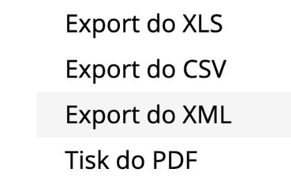 Export a import